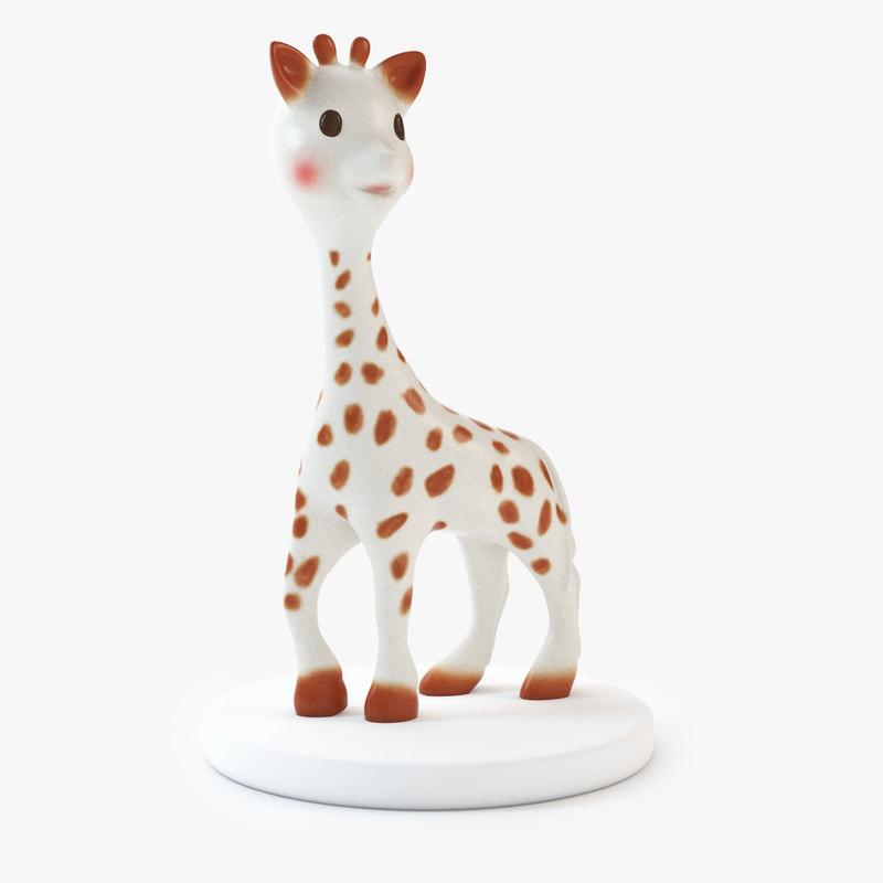 max baby sophie la girafe