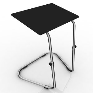 3ds laptop table