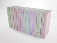 book 2 7 3d model