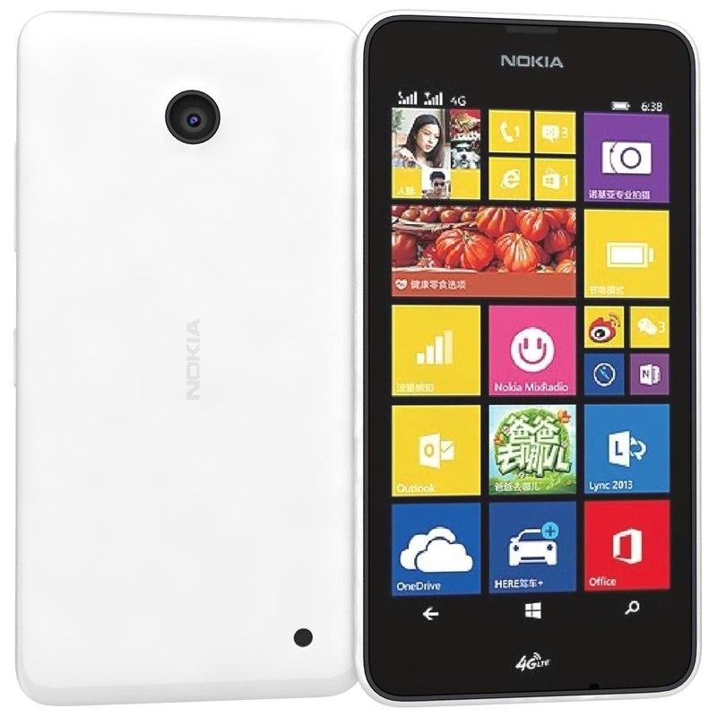 3ds max nokia lumia 638 white