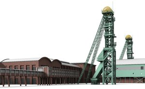 3ds colliery pit victorian