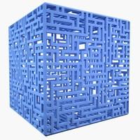 3ds max complex shape