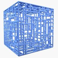 complex shape 3d max