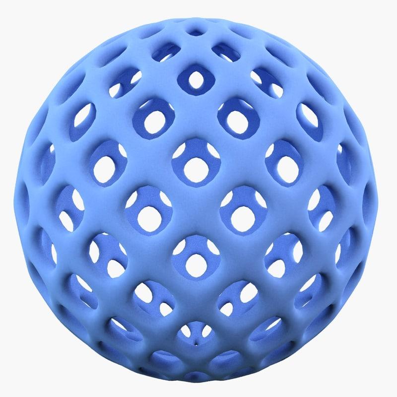3dsmax complex shape