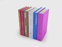 book 13 7 3d model