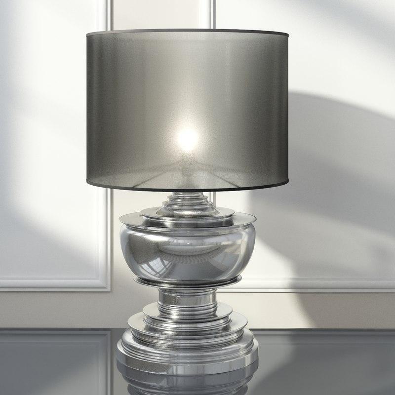 3d eichholtz lamp pagoda