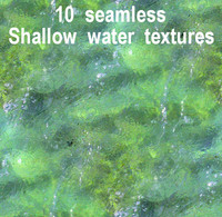 Shallow Water Collection 1
