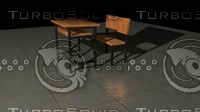 cinema4d work desk