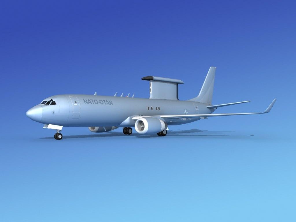 aircraft boeing max
