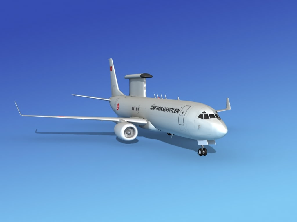 aircraft boeing lwo
