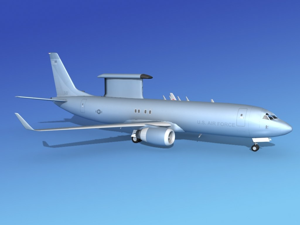3ds aircraft boeing