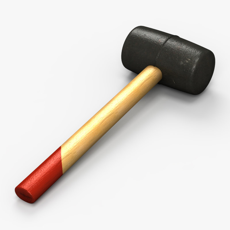 rubber mallet max