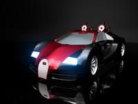 Super Bugatti Veyron