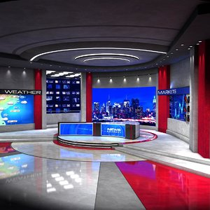 maya european news studio