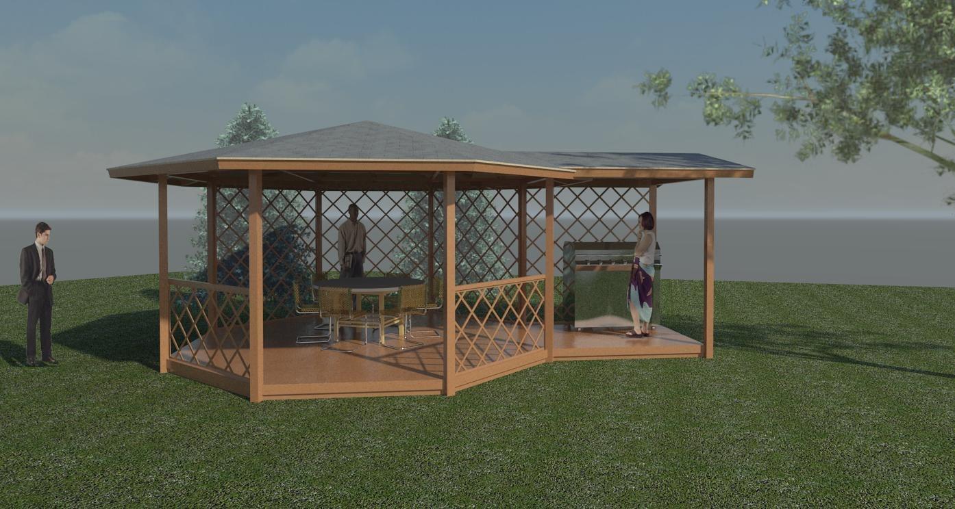 rvt garden shelter