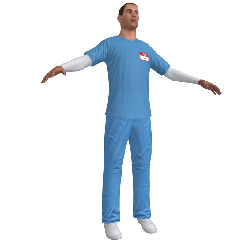 nurse paramedic max