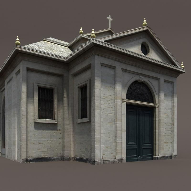 3ds roman church