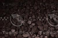 coal heap texture