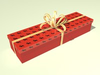 gift wrapping 3d 3ds
