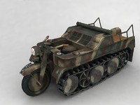 german kettenkrad max