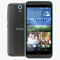 htc desire 820 mini 3d dxf