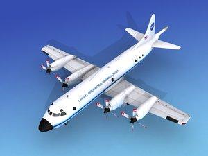 orion aircraft lockheed p-3 3d lwo