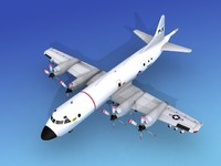 Lockheed P-3 Orion US Navy 1 Hp