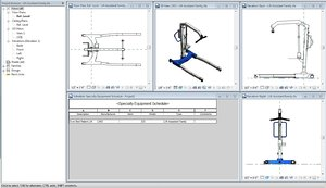 revit liko lift rfa