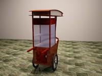 cart satay 3ds