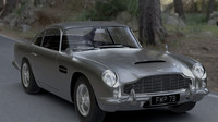 3ds max aston martin db5 sport coupe