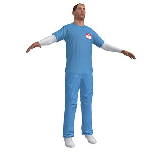 3d max nurse paramedic