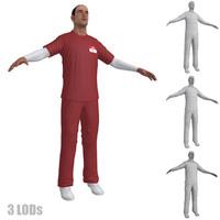 3d nurse 3