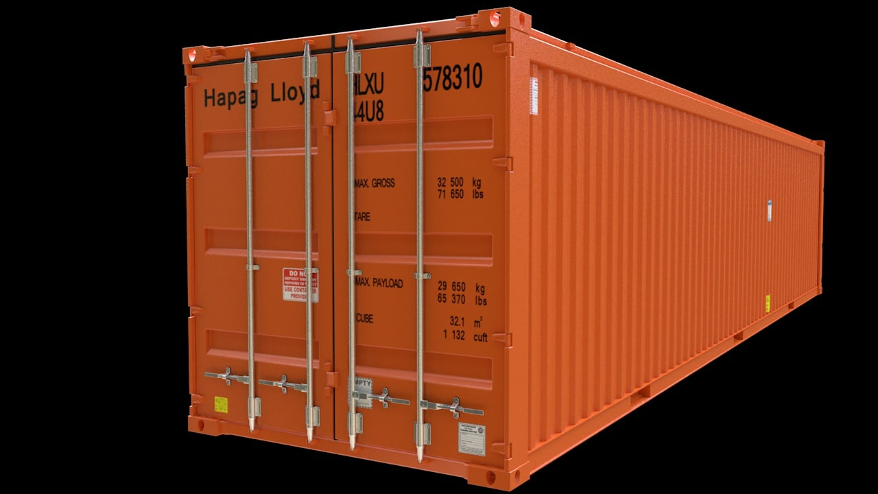 3ds max container