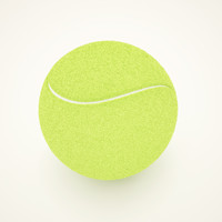 3ds max ball tennis