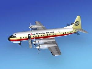 3d propellers electra lockheed