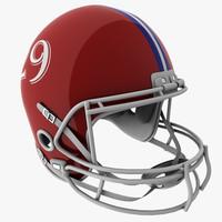 american football helmet max