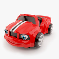 Kiddie Ride Sports Car