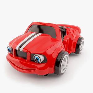 3d coin sports race cars model