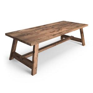 hudson brenta table max