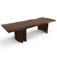 hudson b base table 3d max