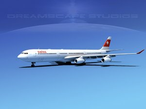 max airline a340-600 airbus a340