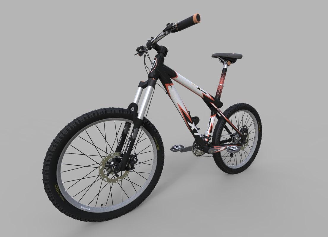 generic mountain bike max