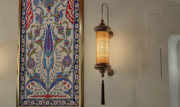 ottoman wall lamp max free