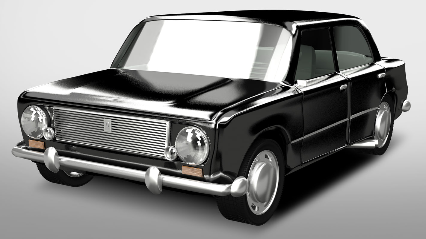 remake llada 3d model