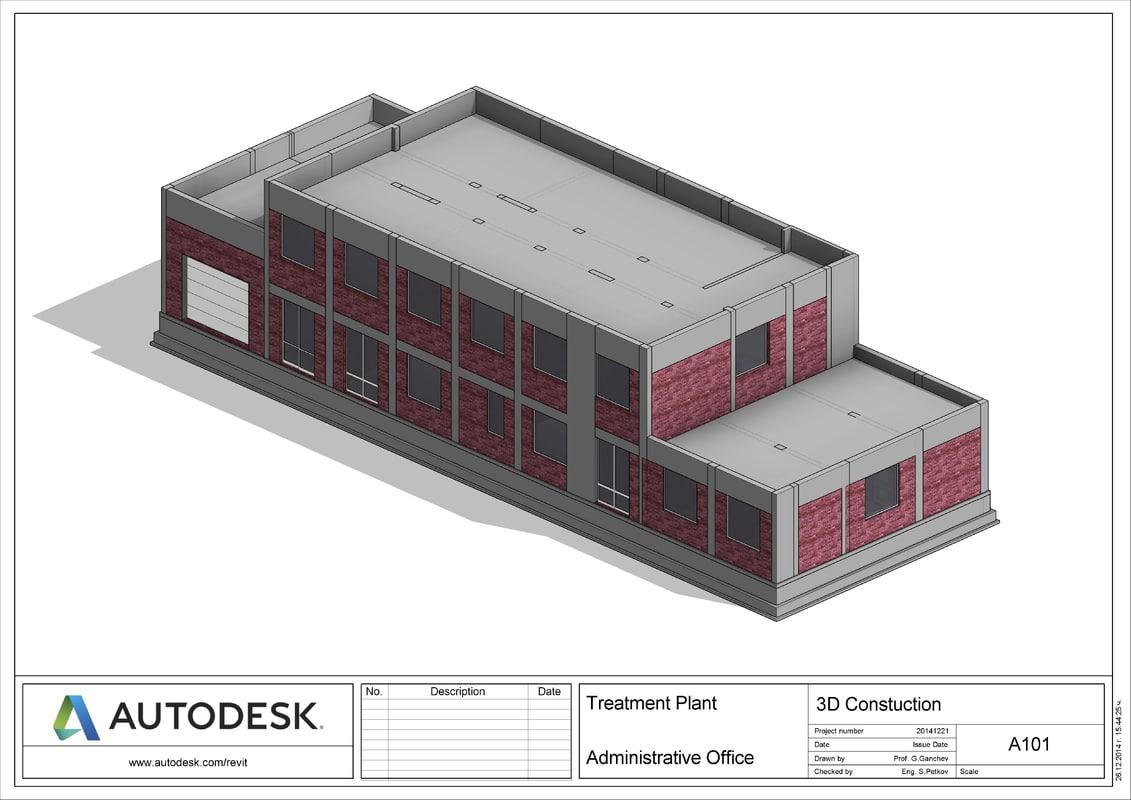 3d administrative construction v 2015 model