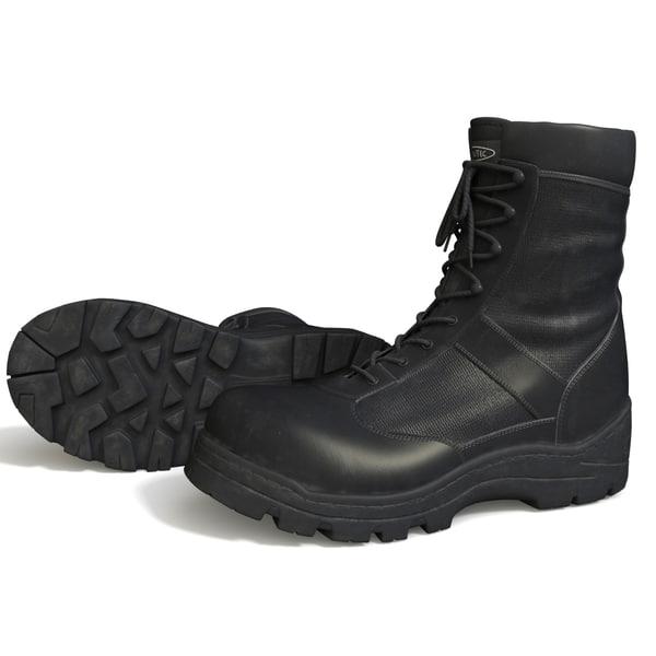 military spec ops boots 3d model