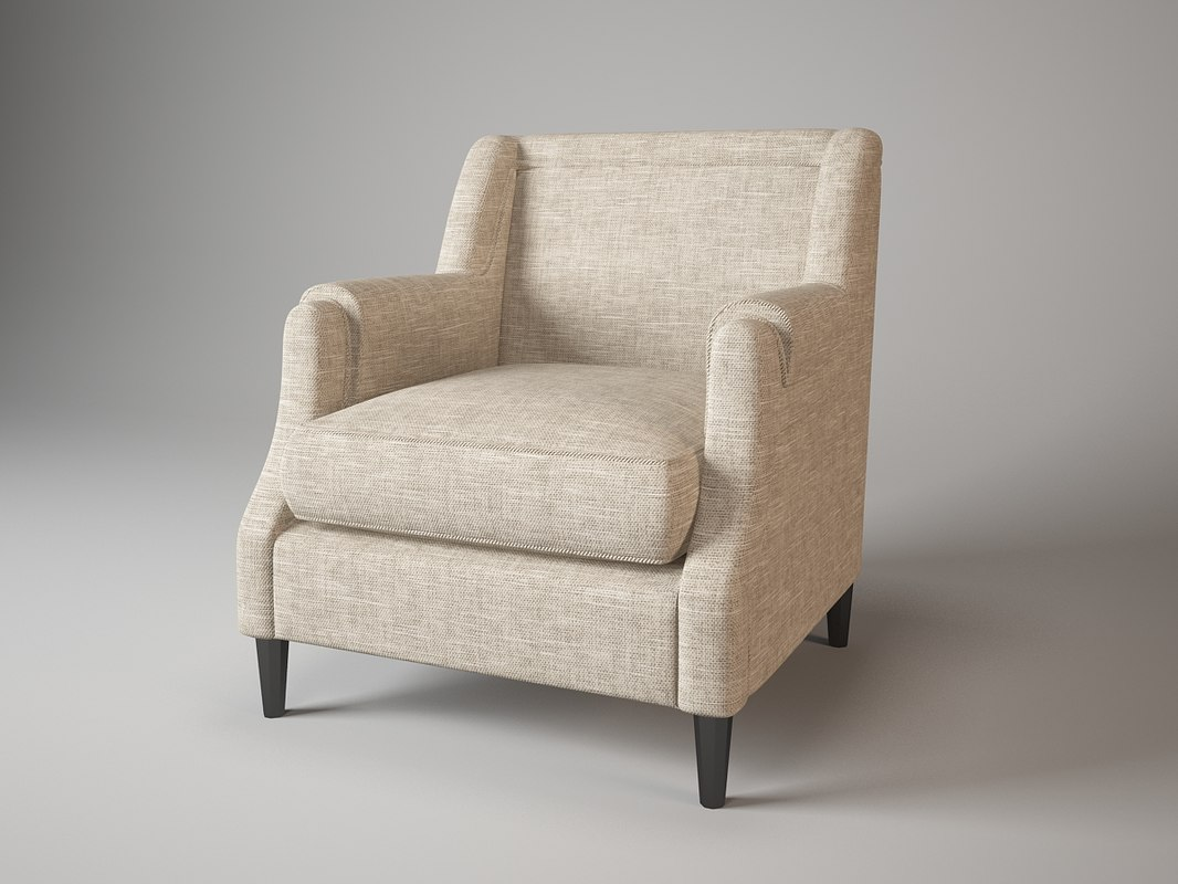 3d 6347 priam chair baker