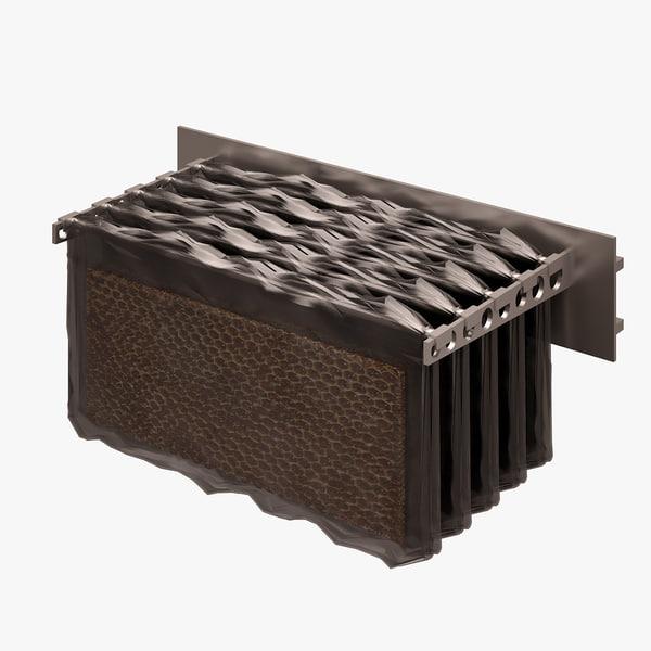 honey comb 3d model