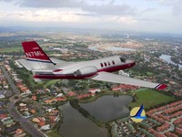 3d model scale cessna citation