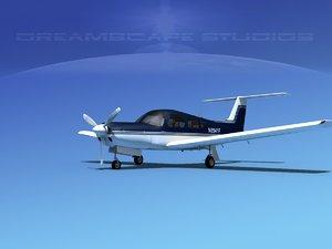 propeller piper arrow iii max